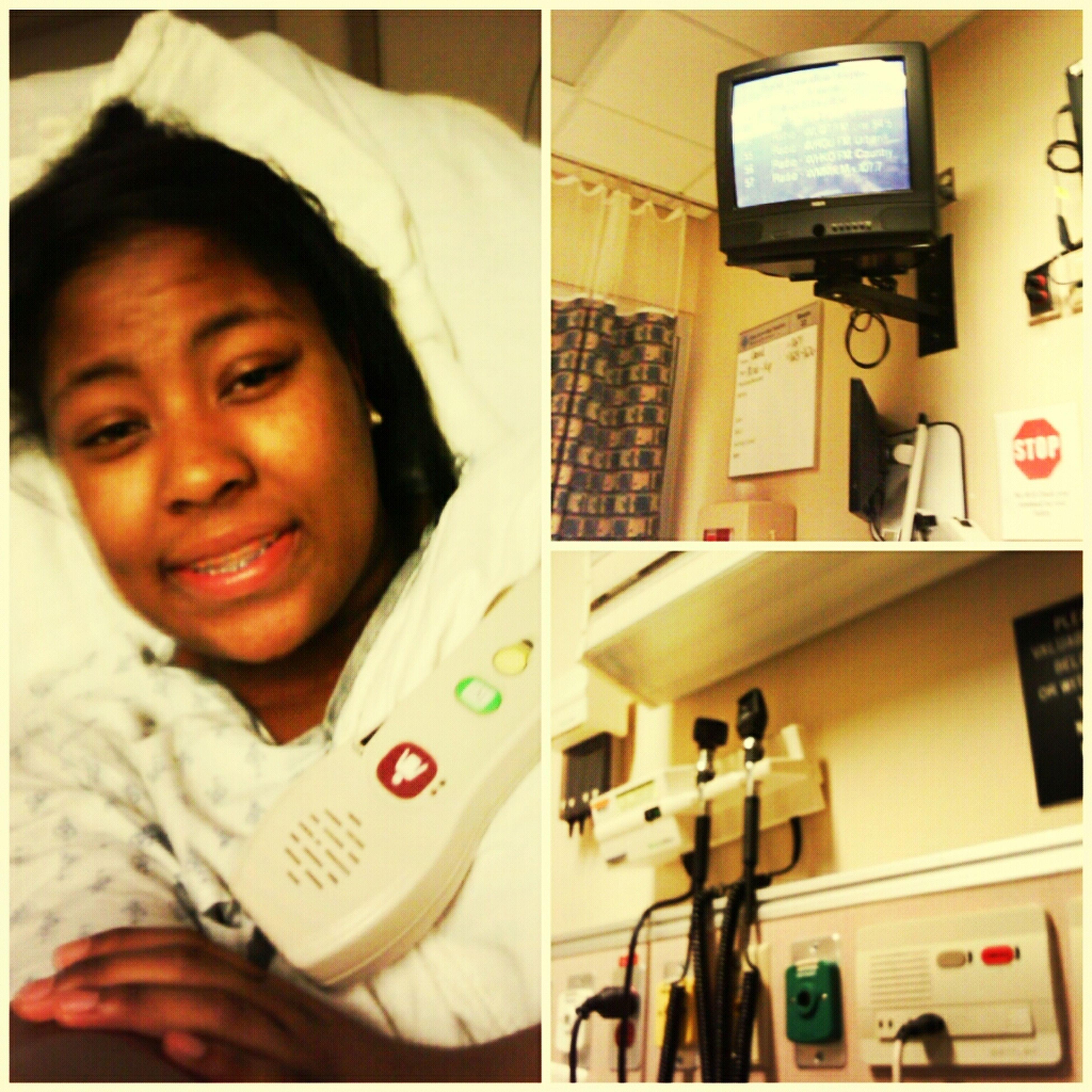 Last Week When I Had The Flu :(