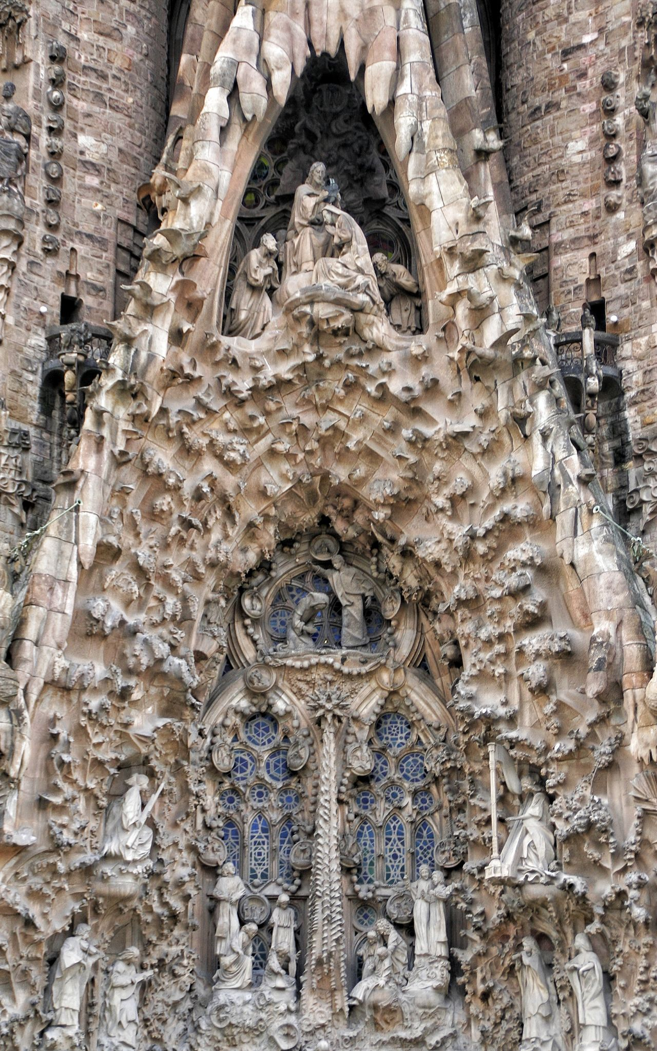 Sagradafamilia Barcelona Catalonia Catalunya Architecture Religion Travel Travel Destinations Church Architecture Church Architecture Photography Architectural Detail Architecture And Art Gaudi Barcelona Gaudì Architecture Work Gaudi EyeEm Best Shots Architecture EyeEmNewHere