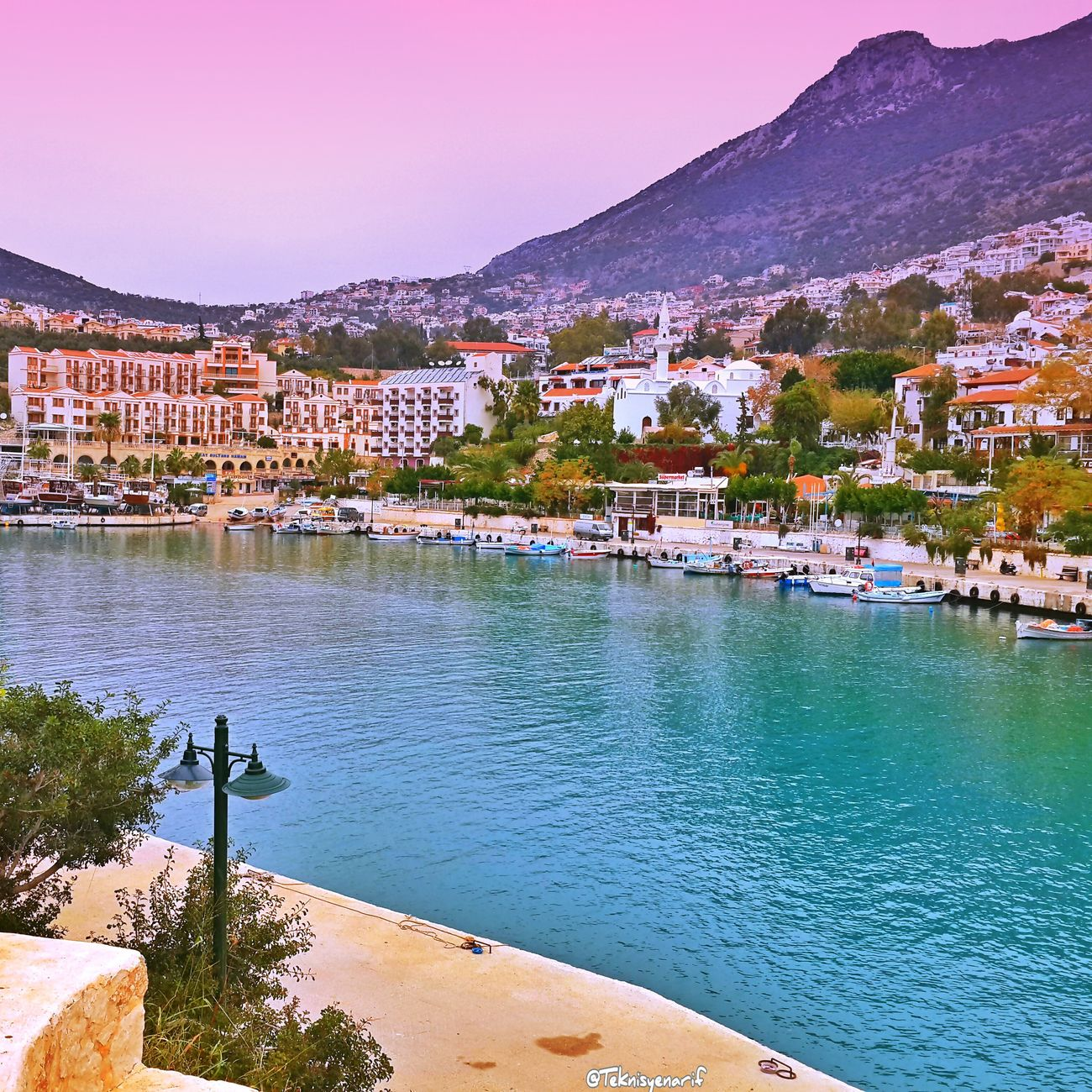 Kalkan marina kaş iyi akşamlar diliyorum herkese Pirat Hotel Kalkan Marina Kas #kalkan #summer #sea #holiday #tatil Marina Kaş-kalkan