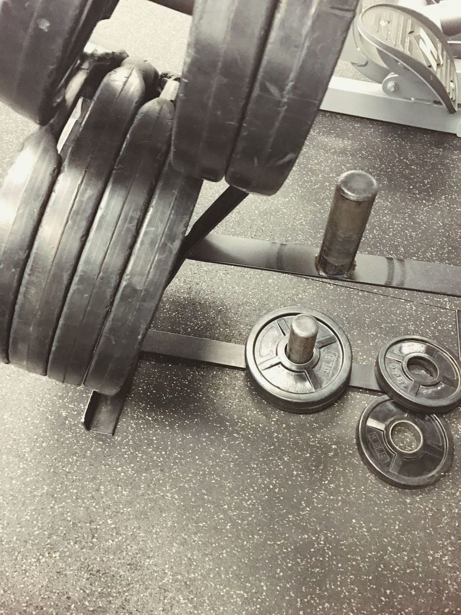 GymLife New Year's Resolution Working Out Wheel Close-up Old-fashioned No People Tire Day