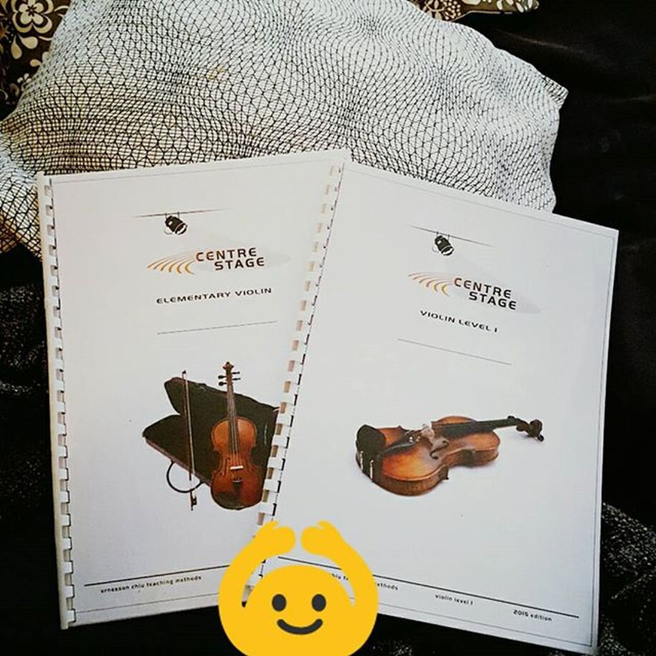 I graduated from my first violin book! 😆😆😆... now I'm on level one.. wat. Violin Beginner Newhobby Scratchy Thisisgonnatakeawhile