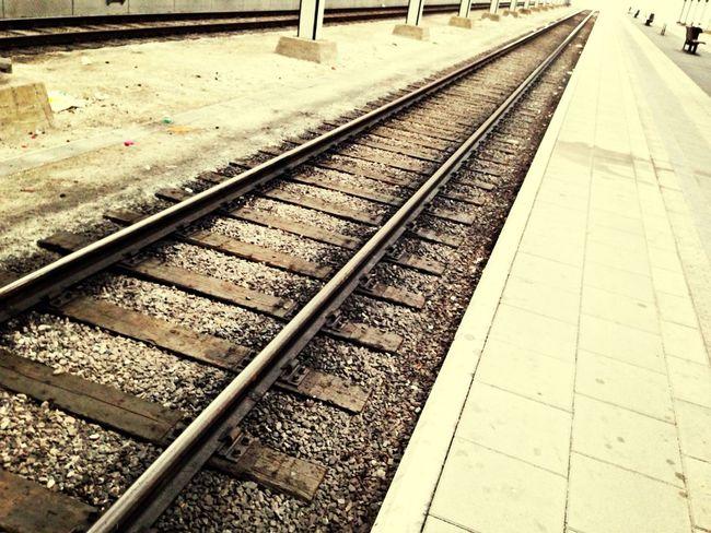 MaxArt Railway Autumn Sunday