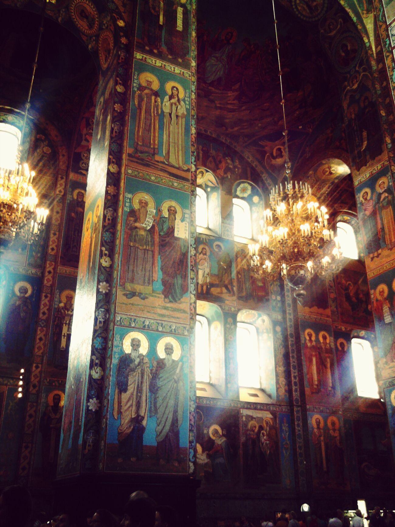 Saint Petersburg Architecture Freska