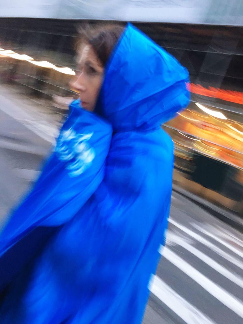 Crossing New York Marathon