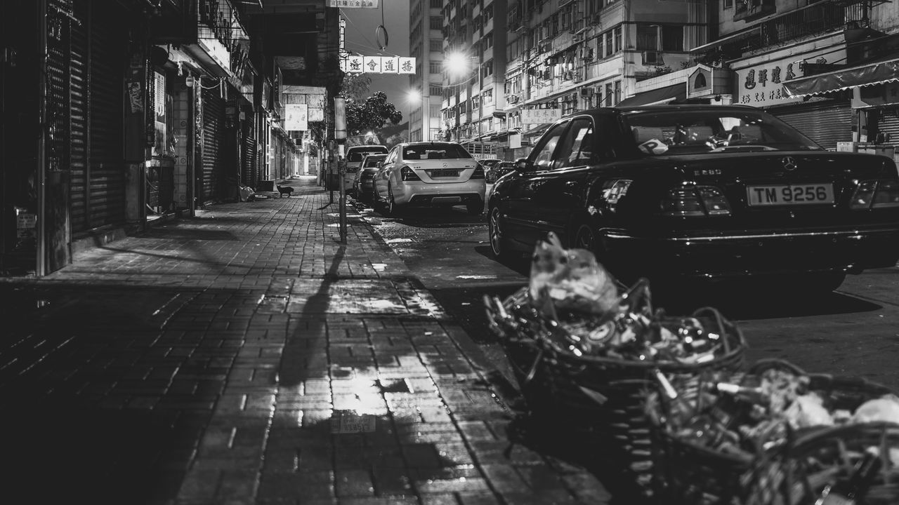 sunday midnight Discoverhongkong Leicaq Blackandwhite Monochrome The City Light EyeEm Best Shots Nightphotography Streetphotography Hello World Moments Of Life Cityscapes Walking Around Silhouette Shadows & Lights Cat Life In Motion From My Point Of View EyeEm Masterclass Shadow And Light Moment Of Silence Take Photos Travelling Photography Minimalist Architecture Taken Photos Nightscape
