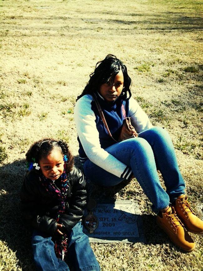 Me&&'My Niece,*