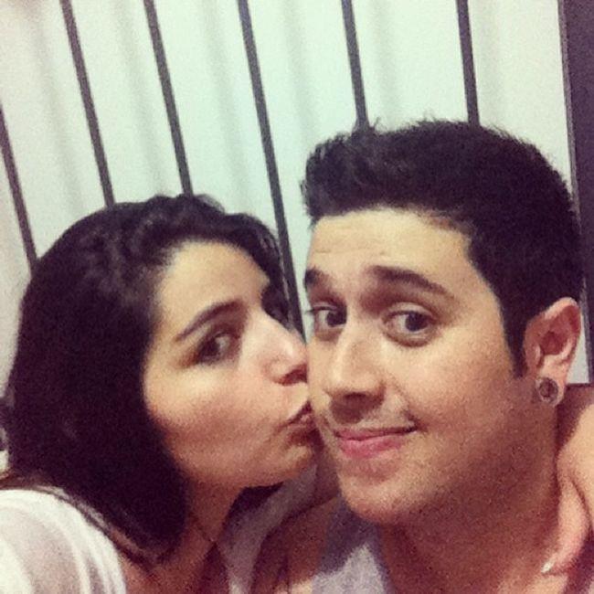 Mi felicidad eres tu Love Sweethard Novio KissMe instagram instalove myworld cute