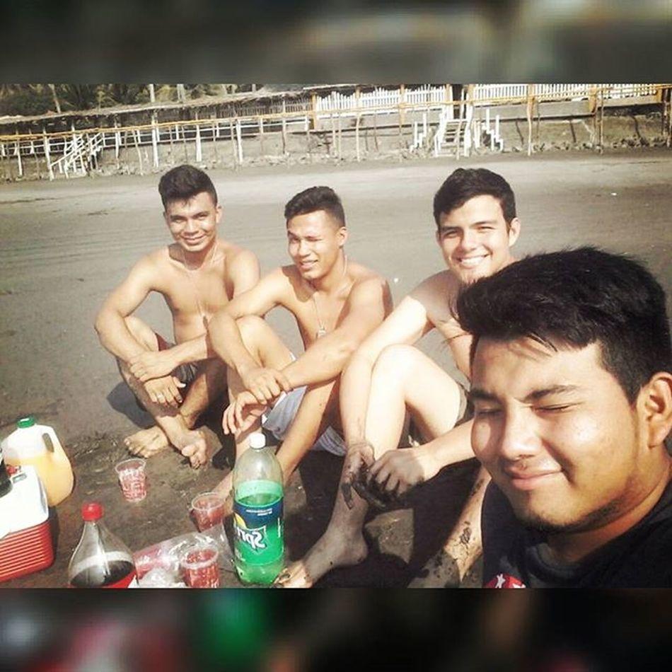 Nos fuimos😎😎😎 Beach ElEspino Solyarena Drinks Friends