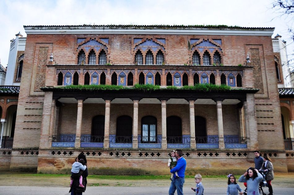 Museo Seville Park Parque De Maria Luisa