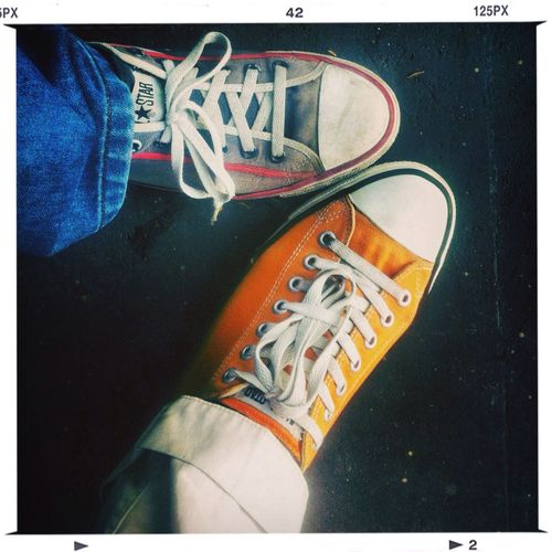We are Converse!