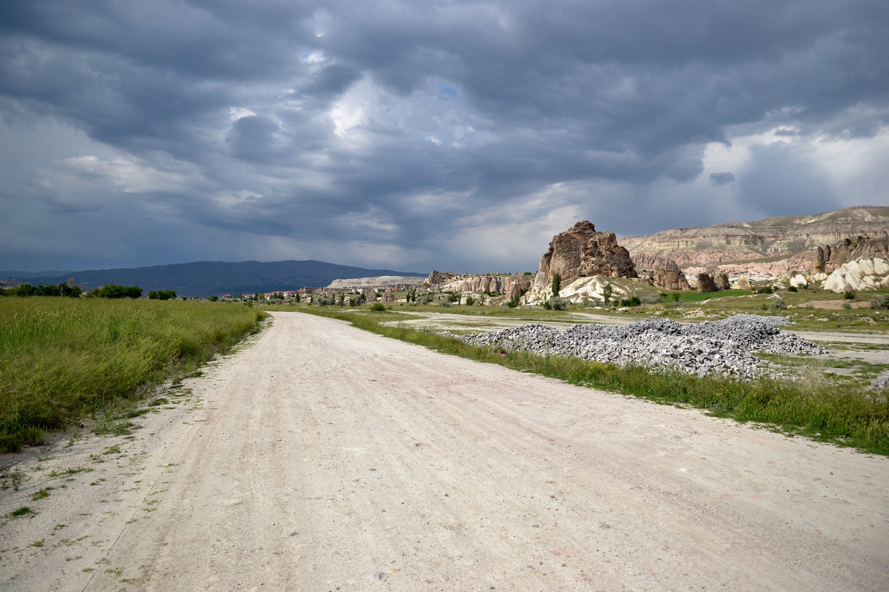 Beautiful stock photos of turkey,  Beauty In Nature,  Cloud - Sky,  Day,  Dirt Road
