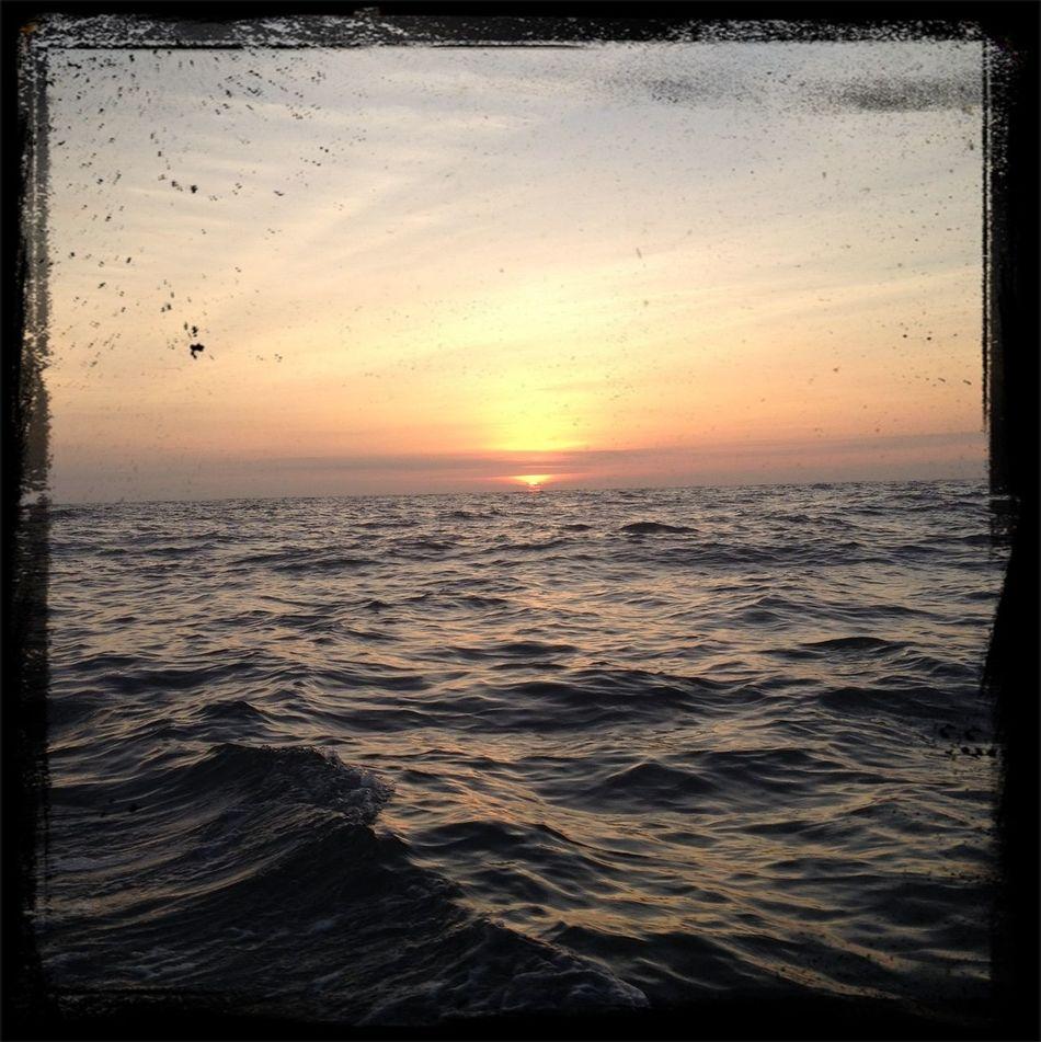 La mar...