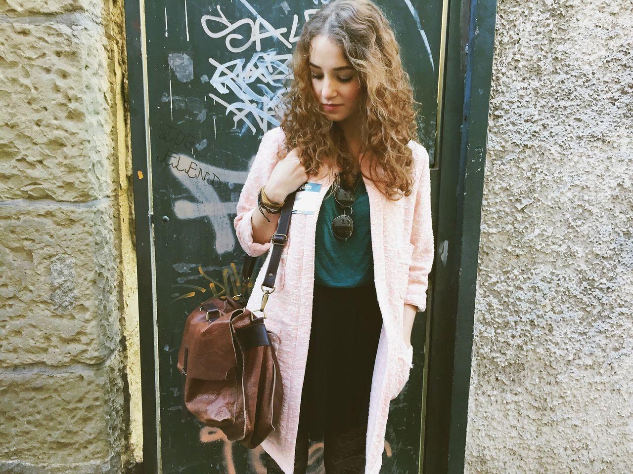 Beautiful stock photos of face, Beautiful Woman, Beauty, Brown Hair, Casual Clothing