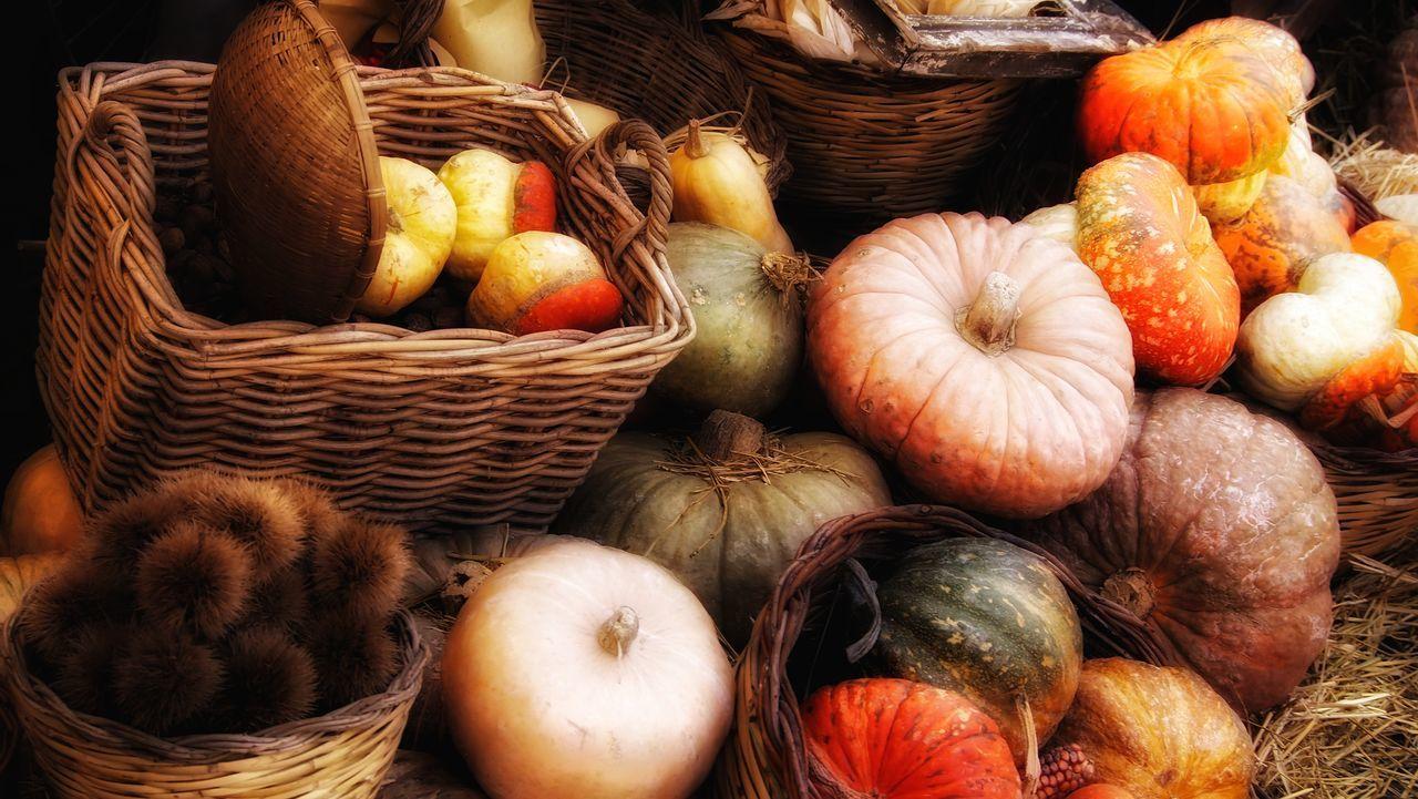 Autumn Autumn Colors Atumn Is Here ... Fall Mood! Basket Food
