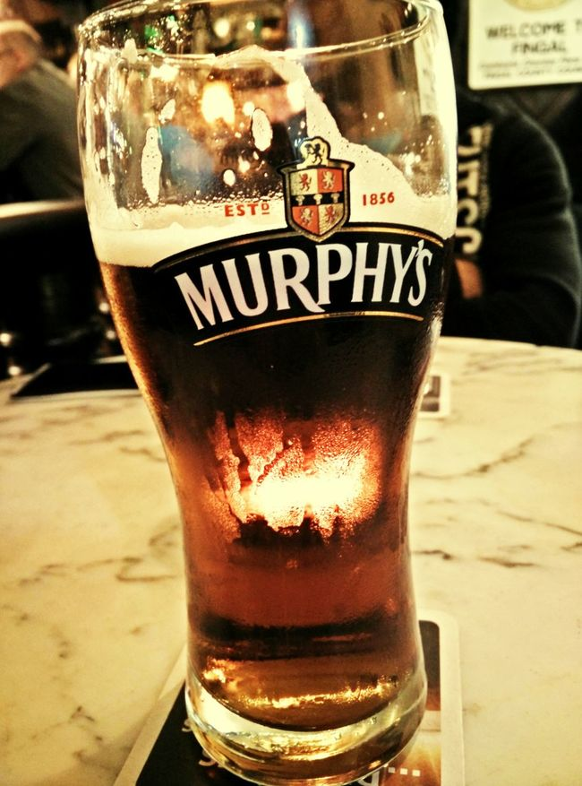 Murphy's Irish Red Refreshing :) First Eyeem Photo