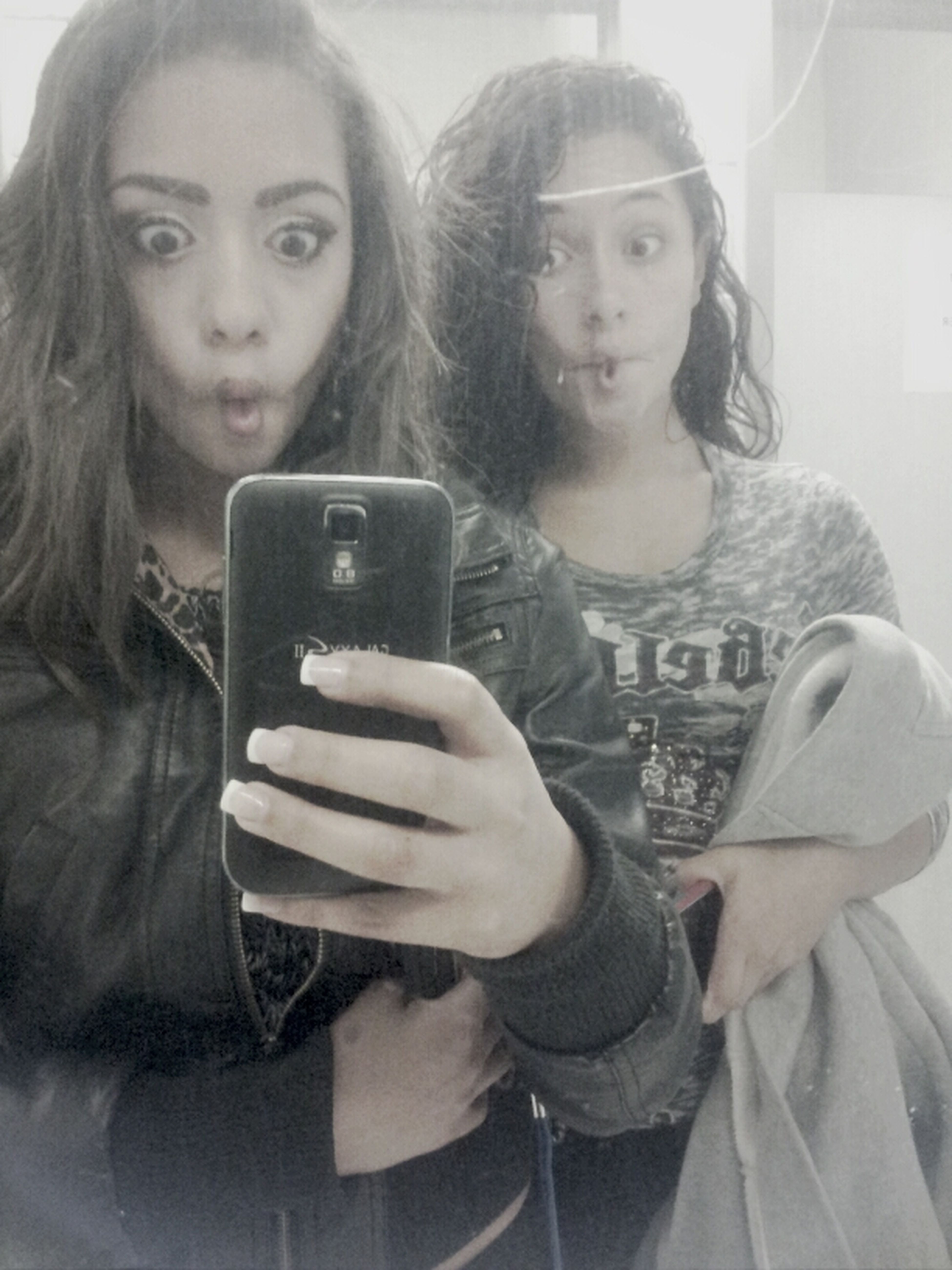 ;) My Girl Mirror Pics Because Were Ugly Pretty Girls Make Ugly Faces Lake Howell High