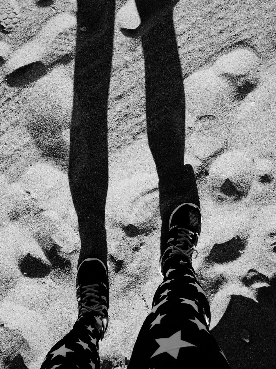 Two Is Better Than One - The Imagine Portrait Black and White Photography of this beautiful and textures shadow legs, shoes or long pant stars by myself ideas. Black And White Black And White Portrait Black And White Photography Sands Sandsculpture Shadow Legs Shoes Of The Day Long Pant Stars Relaxing Moments Best Dreams Texturestyles Textures And Patterns Sand Texture Shells Sand A Bird's Eye View @ Redcliffe Coast
