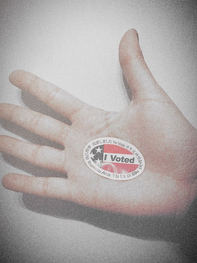 Ivotedtoday Rockthevote USElection2014 FirstTime
