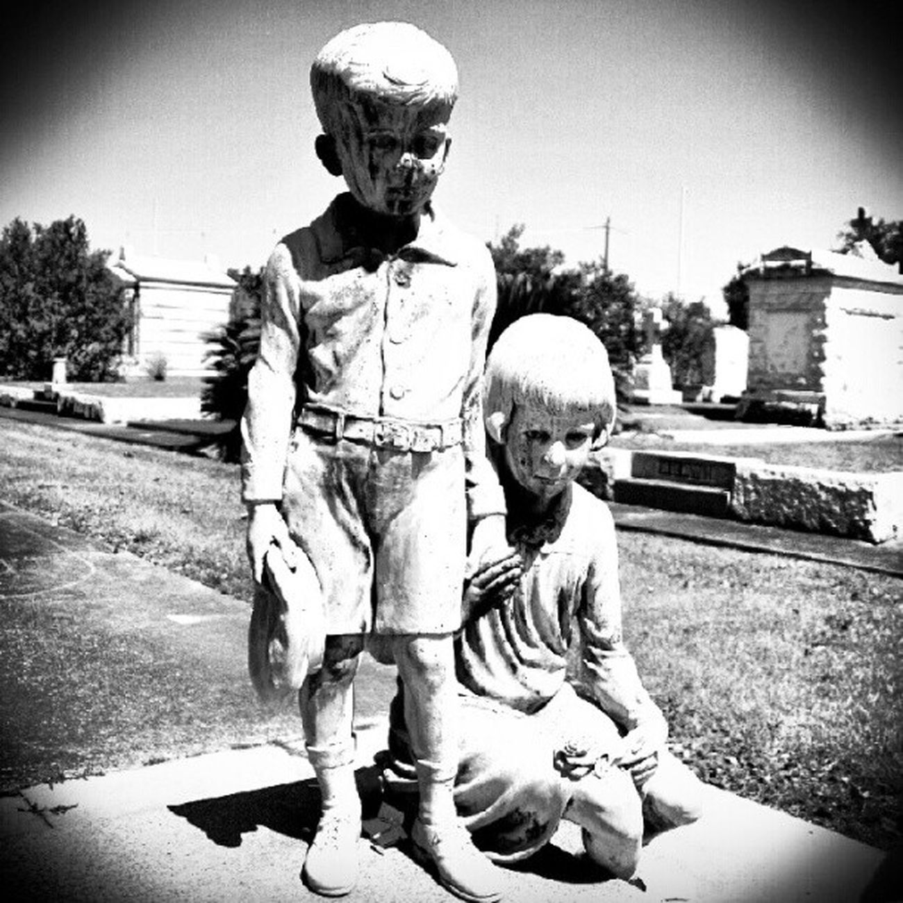 #cemetery #metairie #mausoleum #morning #nola #neworleans #grave #tombstone #tomb #sculpture #saveourcemeteries #children #child NOLA Tomb Neworleans Saveourcemeteries Metairie Morning Child Children Sculpture Cemetery Mausoleum Tombstone Grave