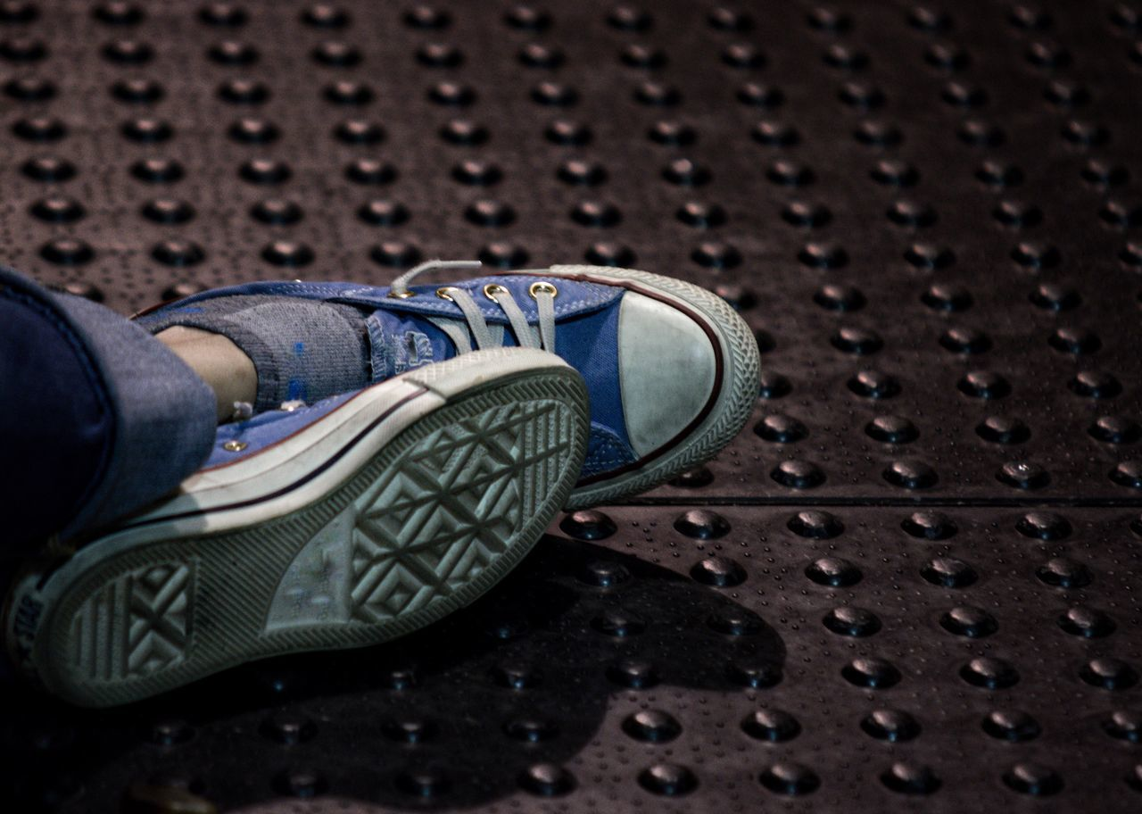 shoe, low section, human body part, human leg, close-up, one person, day, indoors, people, adult