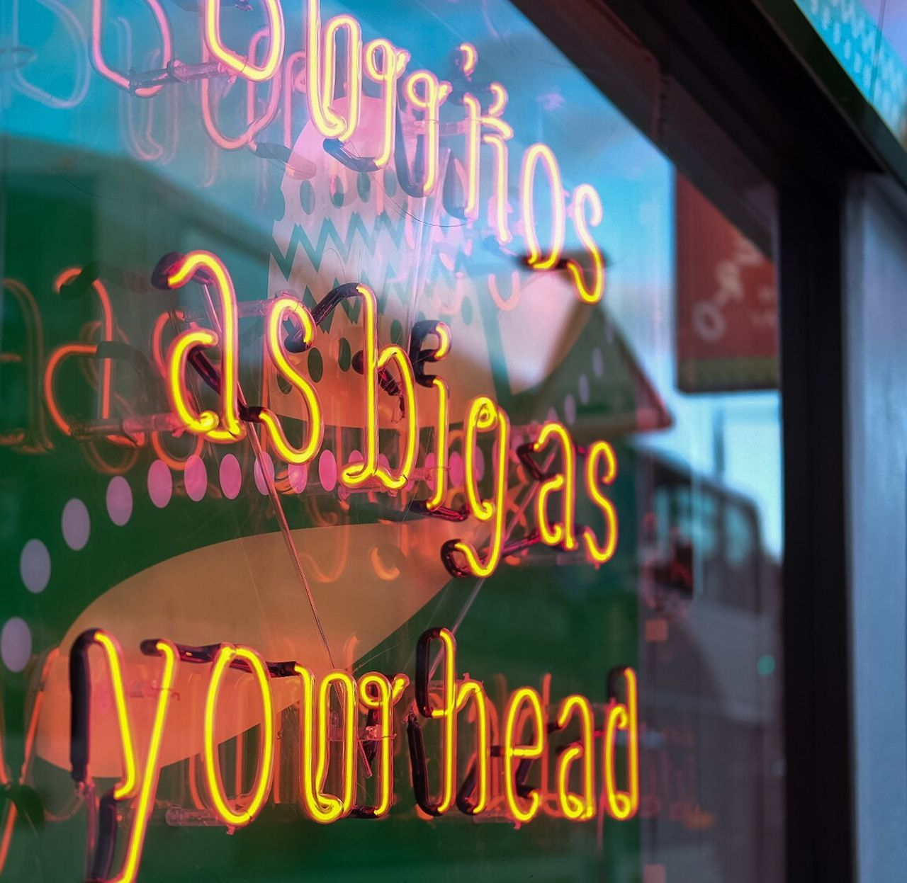 Neon Neon Sign Shop Shop Window Restaurant Takeaway Mexican Food Advertising Food Burrito Time! Edinburgh Show Us Your Takeaway!