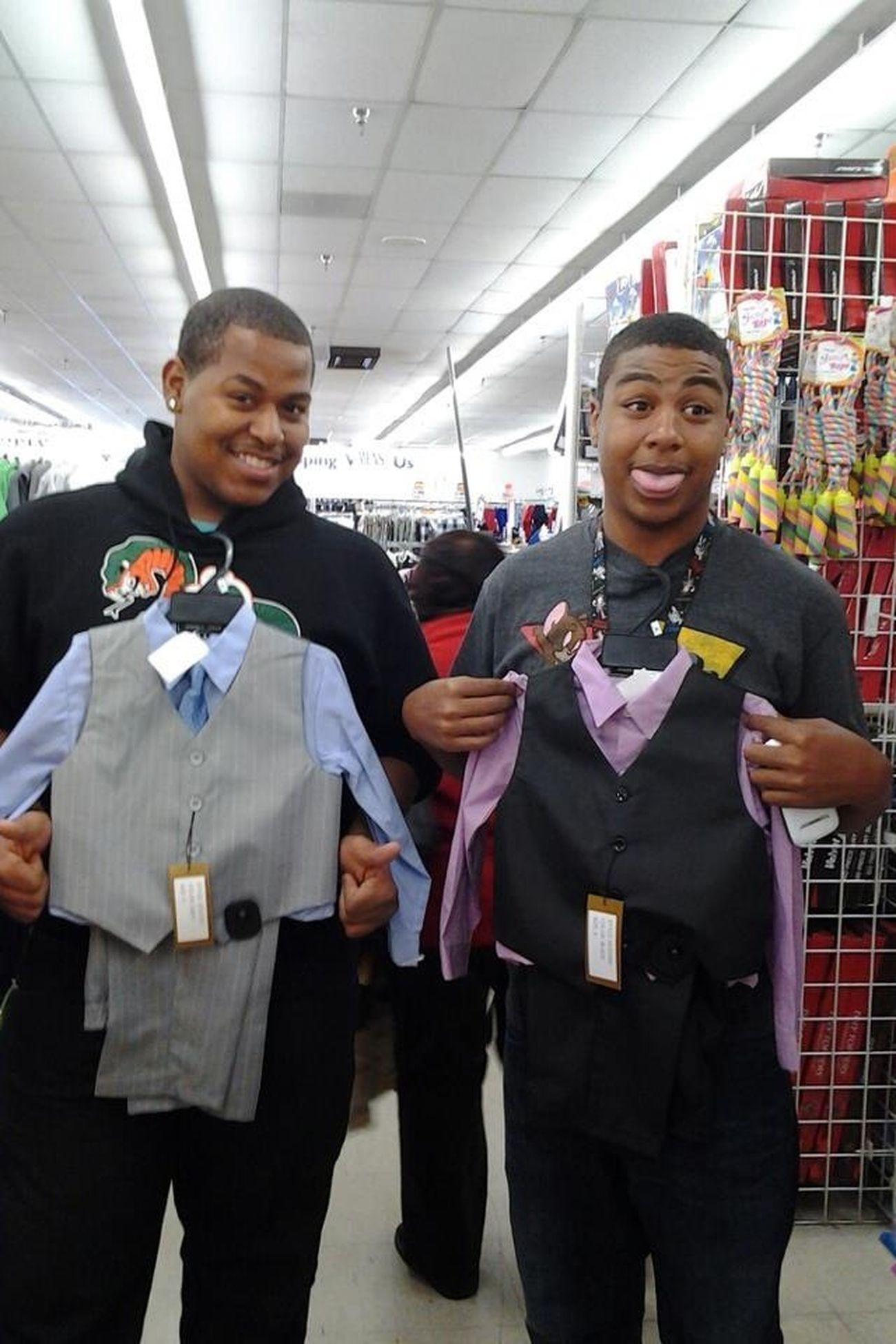 Twins Cousins  Throwback I Miss Him :(