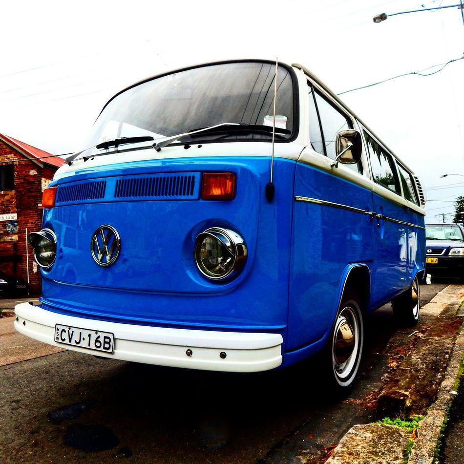 Volkswagen Campervan Iwantone Manly  Ozlife Hello World Vintage Retro Keepingitclassy Cool just another random photo. SEEN IT LIKED IT TOOK A MEMORY...