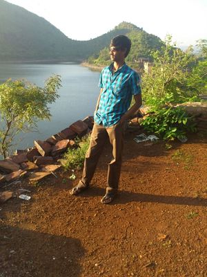 Taking Photos at Davanagere by MasterNaveen
