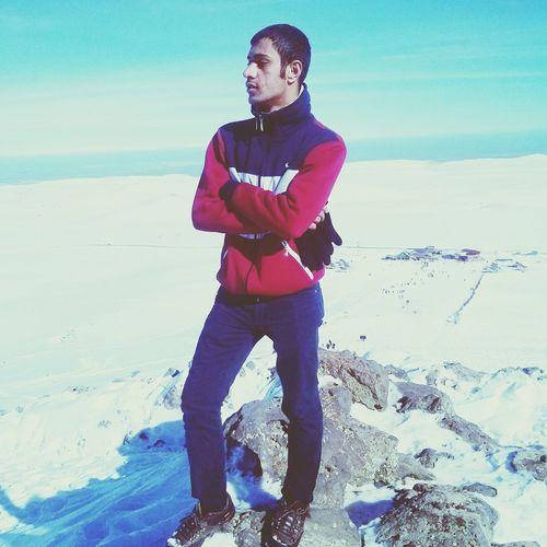 Snow Snowing Nature Snowman Cool Mountain Kurdistan Kurdish Serok Ibrahim