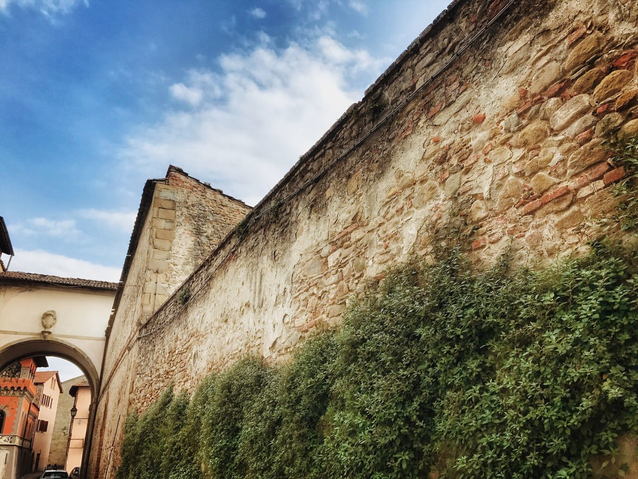 🎈🎈🎈 Tuscany Countryside Architecture Old Wall - Building Feature EyeEm Best Shots Eye4photography  Bestoftheday Photography