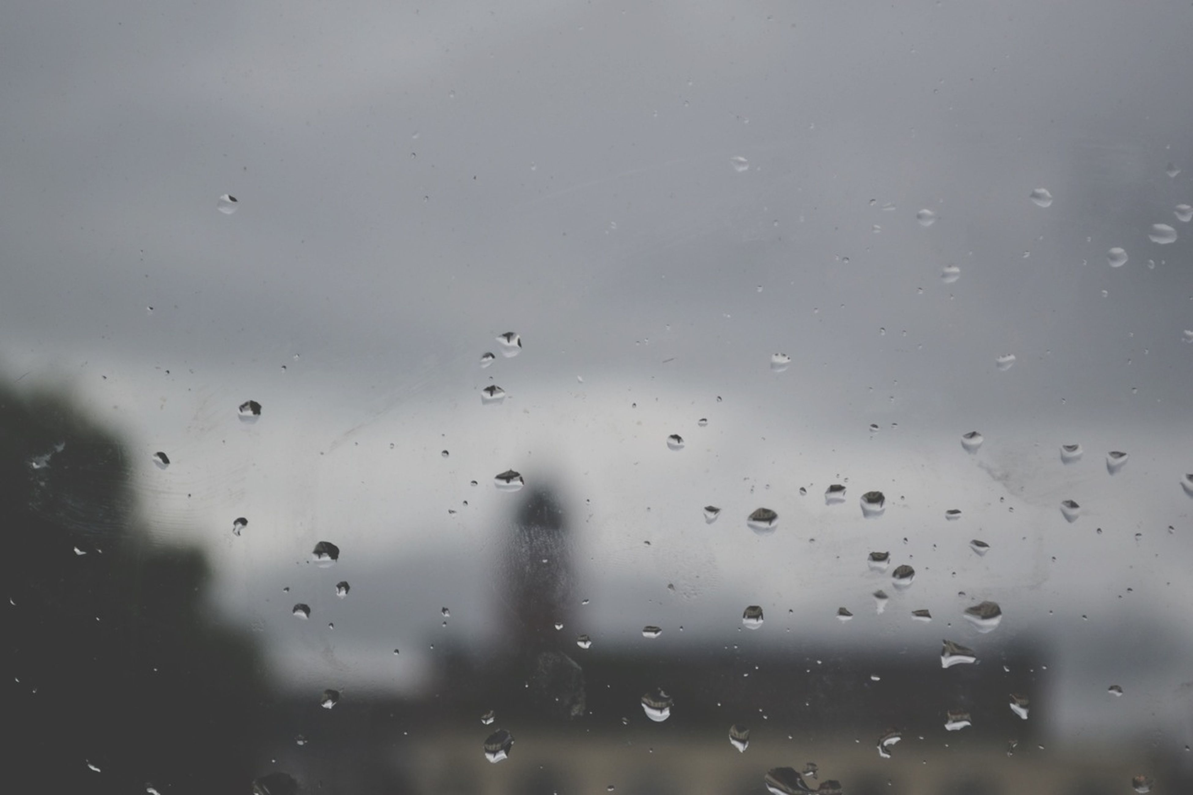 drop, wet, water, window, rain, transparent, indoors, raindrop, glass - material, weather, full frame, backgrounds, focus on foreground, sky, season, glass, close-up, droplet, water drop, monsoon