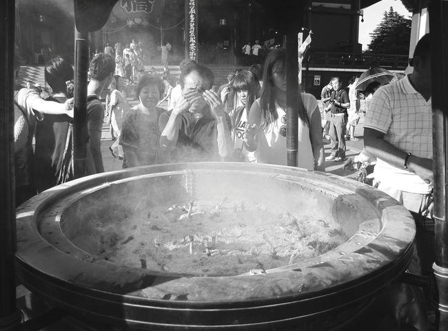 Incense Religion Belief Hope