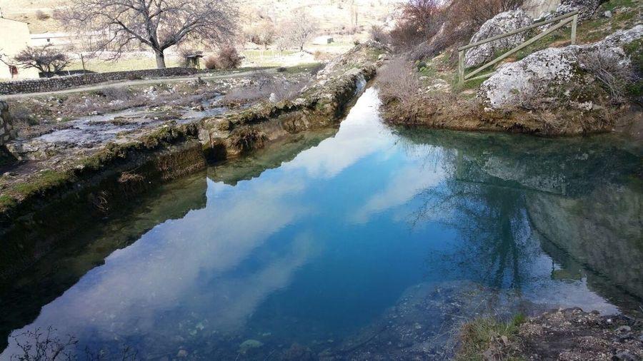 Nacimiento del Río Segura, Fuente Segura