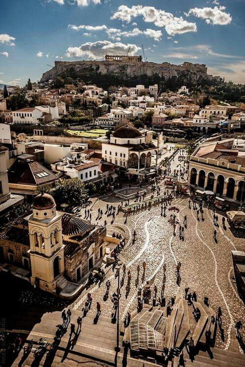 Athens photo akropolis..
