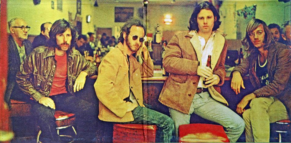The Doors: Morrison Hotel, LP 1970. internal Art ArtWork Charts Culture Design Gramophone Record History Internal Jim Morrison Long Play Morrison Hotel Music Pop Culture The Doors