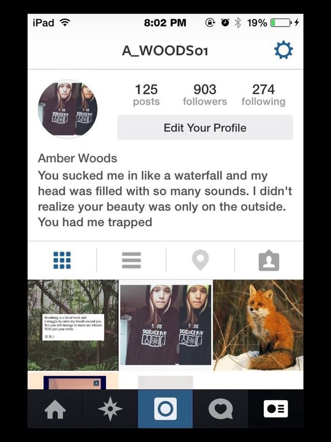 Instagram Follow Me On Instagram Plz Plz Follow Me Ill Follow Back username is a_woods01 as you can see but please spam me as well