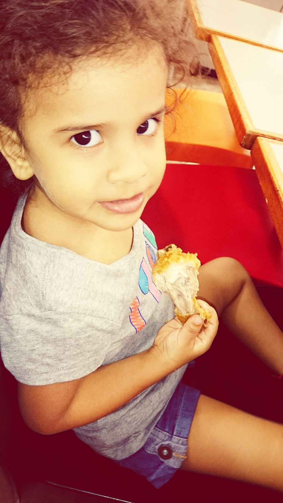 Miprincess Kfc Time :)