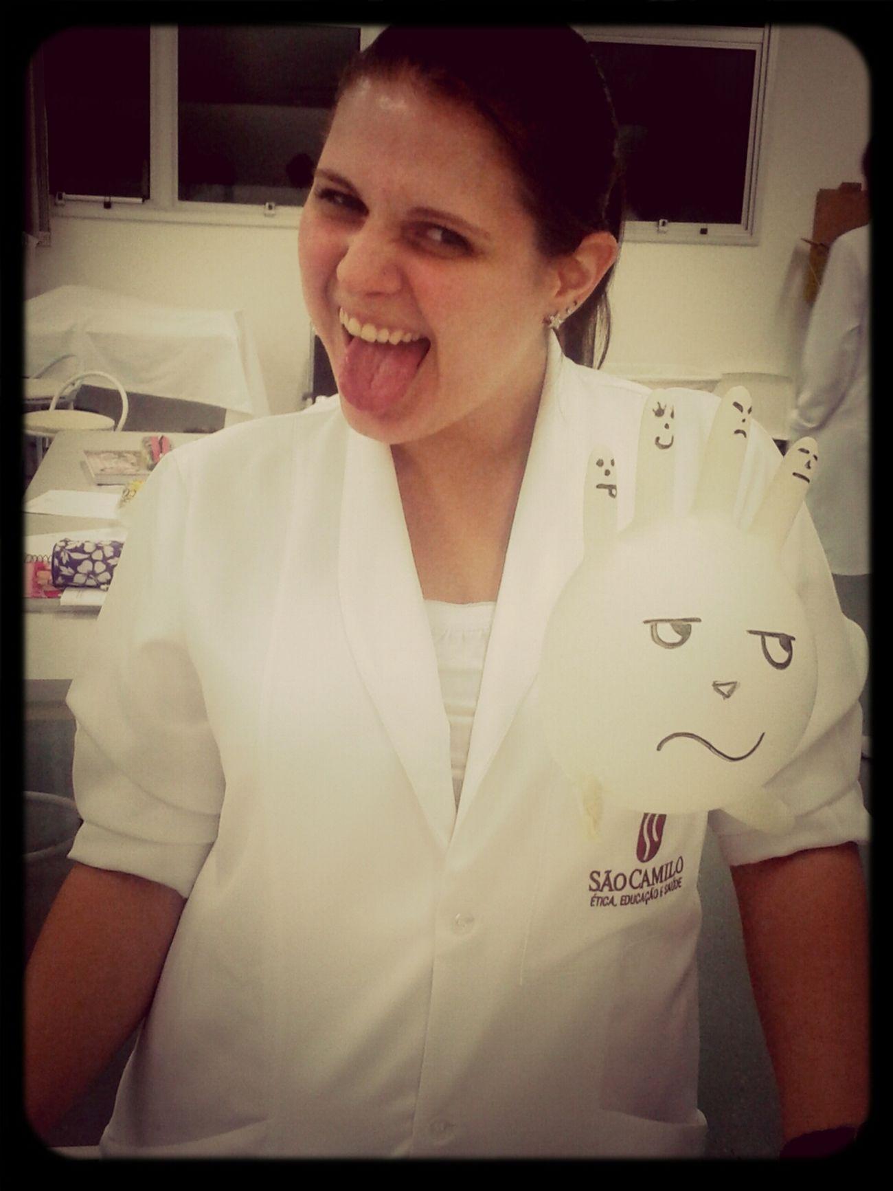 Enfermagem é vida... alegria!