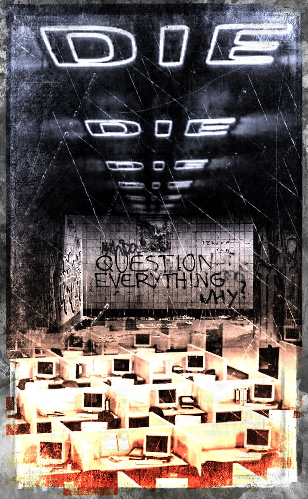 Question Everything OpenEdit Photographic Approximation