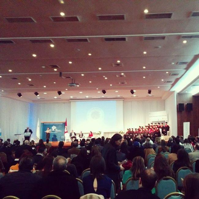 Yessssss! MSB Graduation Justamazing clap clap @amiraathimni