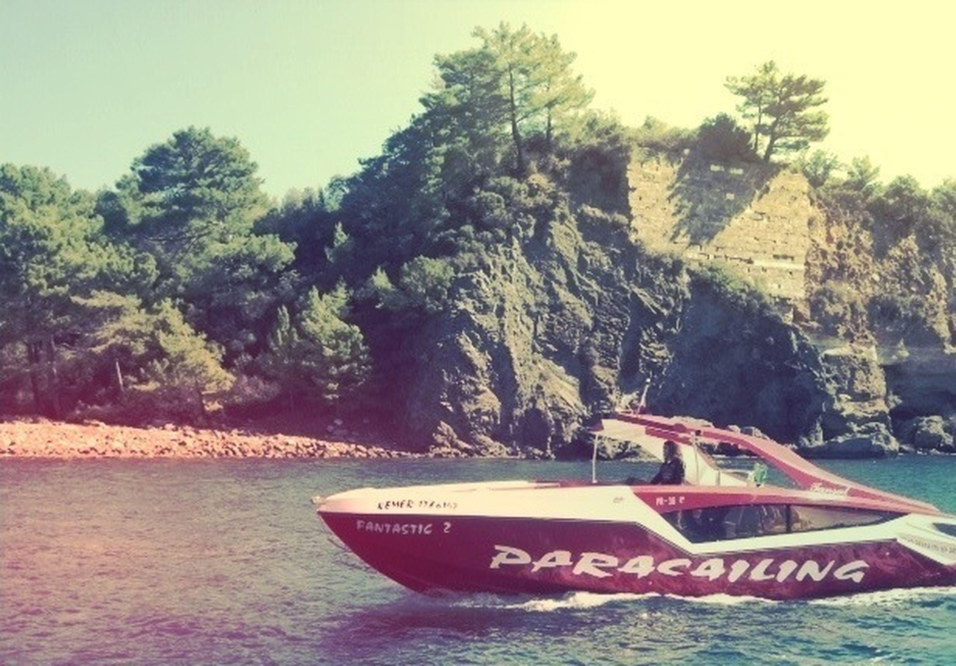 Summer Turkey 25 Days Of Summer Parasailing