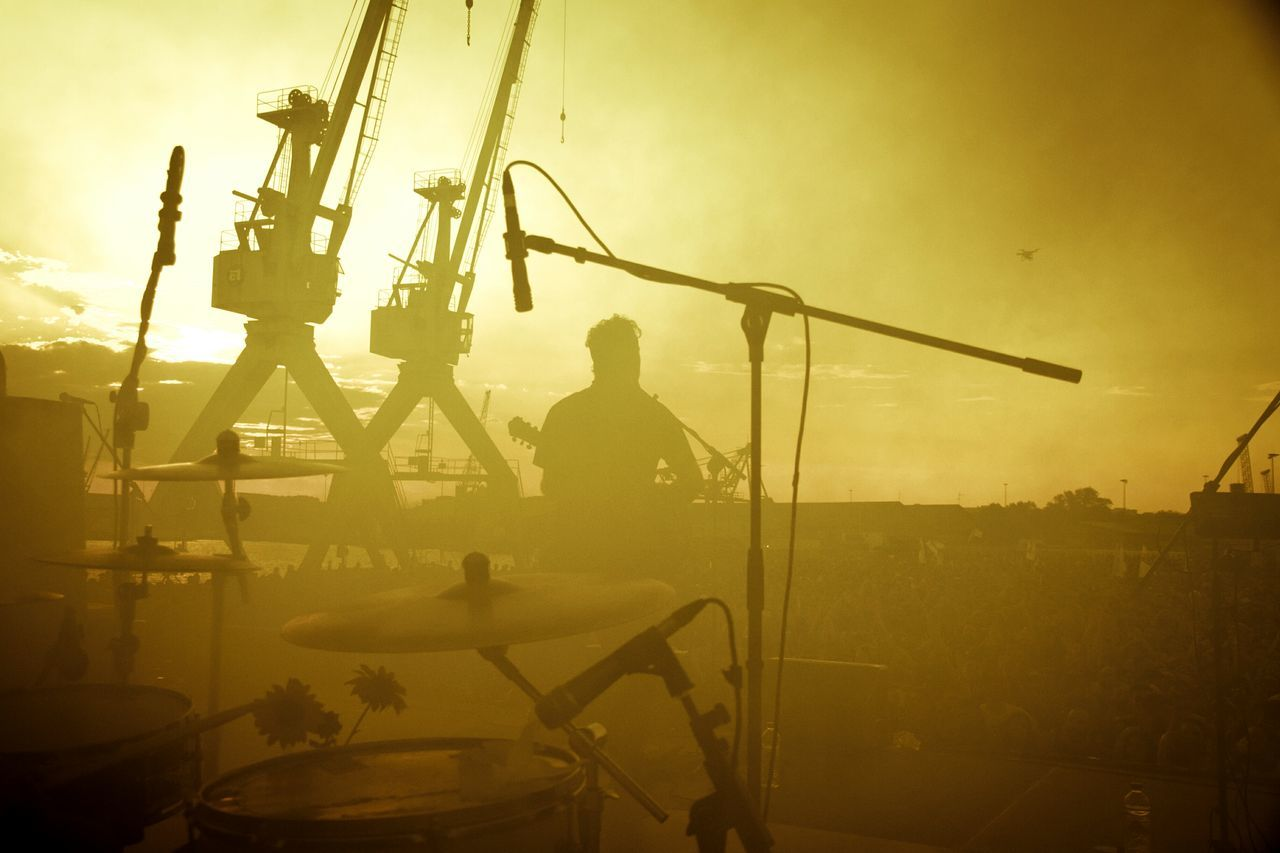 Beautiful stock photos of concert, Arts Culture And Entertainment, Audience, Carefree, Crane - Construction Machinery