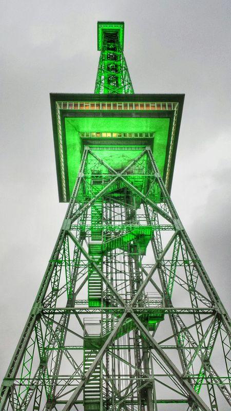 funkturm in Green Grüne Woche Berlin