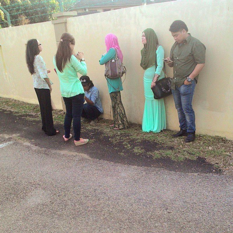 Penantian adalah satu penyeksaan. Penangan Coconutshake Klebang Malacca 10BendaYangPatutDirasaSebelumMatiDiMalaysia .