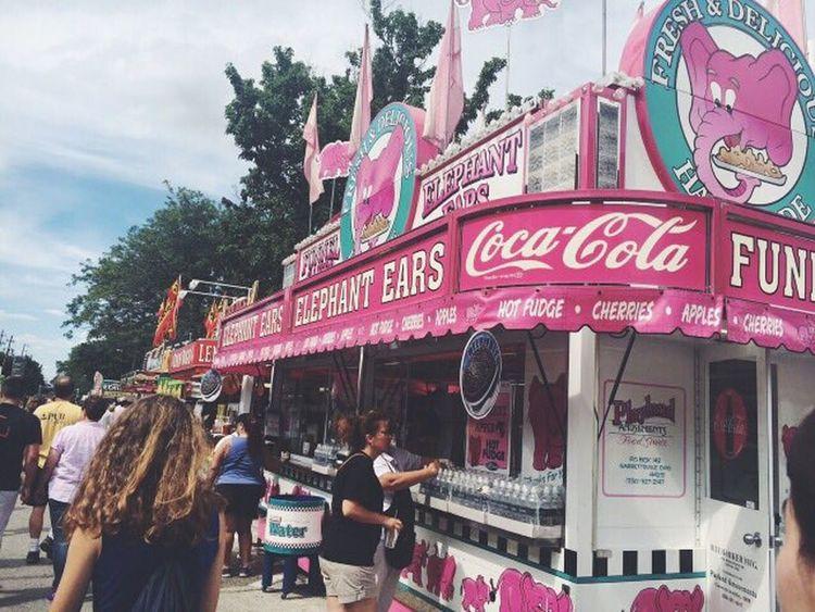 H e r r i t a g e F e s t i v a l 🍟🍗 Food And Drink Festive Season Herritage Festival Kent Ohio Roadtrippin' Cocacola