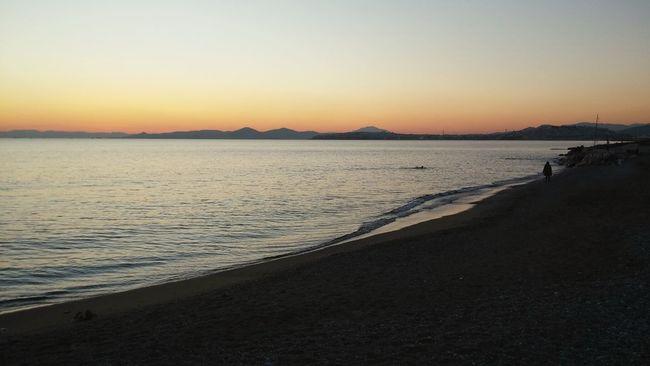 Seaside Relaxing
