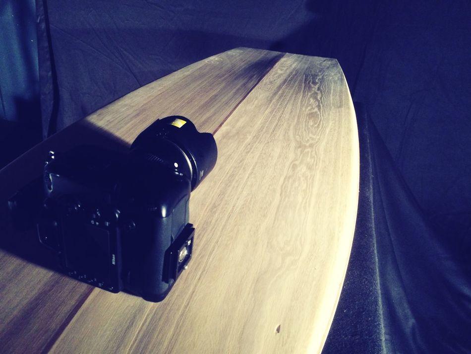 Daniammann Enlain Photosession surfboard