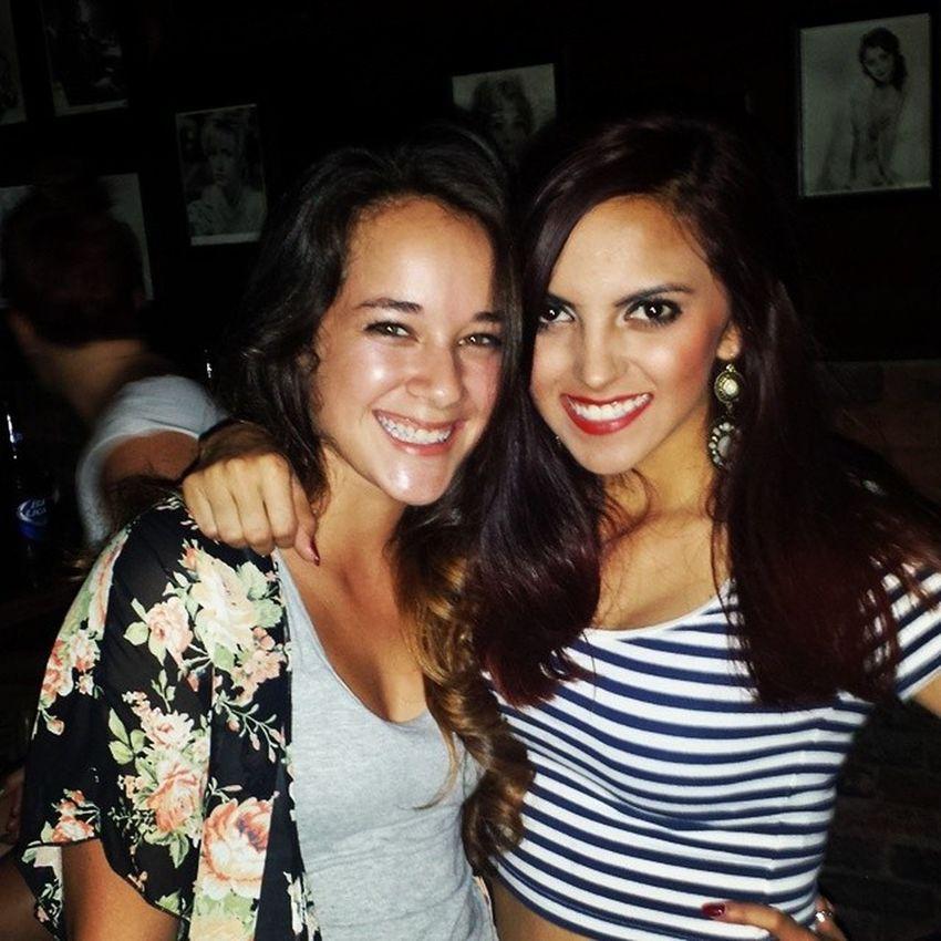 Loook who I ran into last night.. This pretty princess!! MissHer Prettygirl Logans Campuscorner