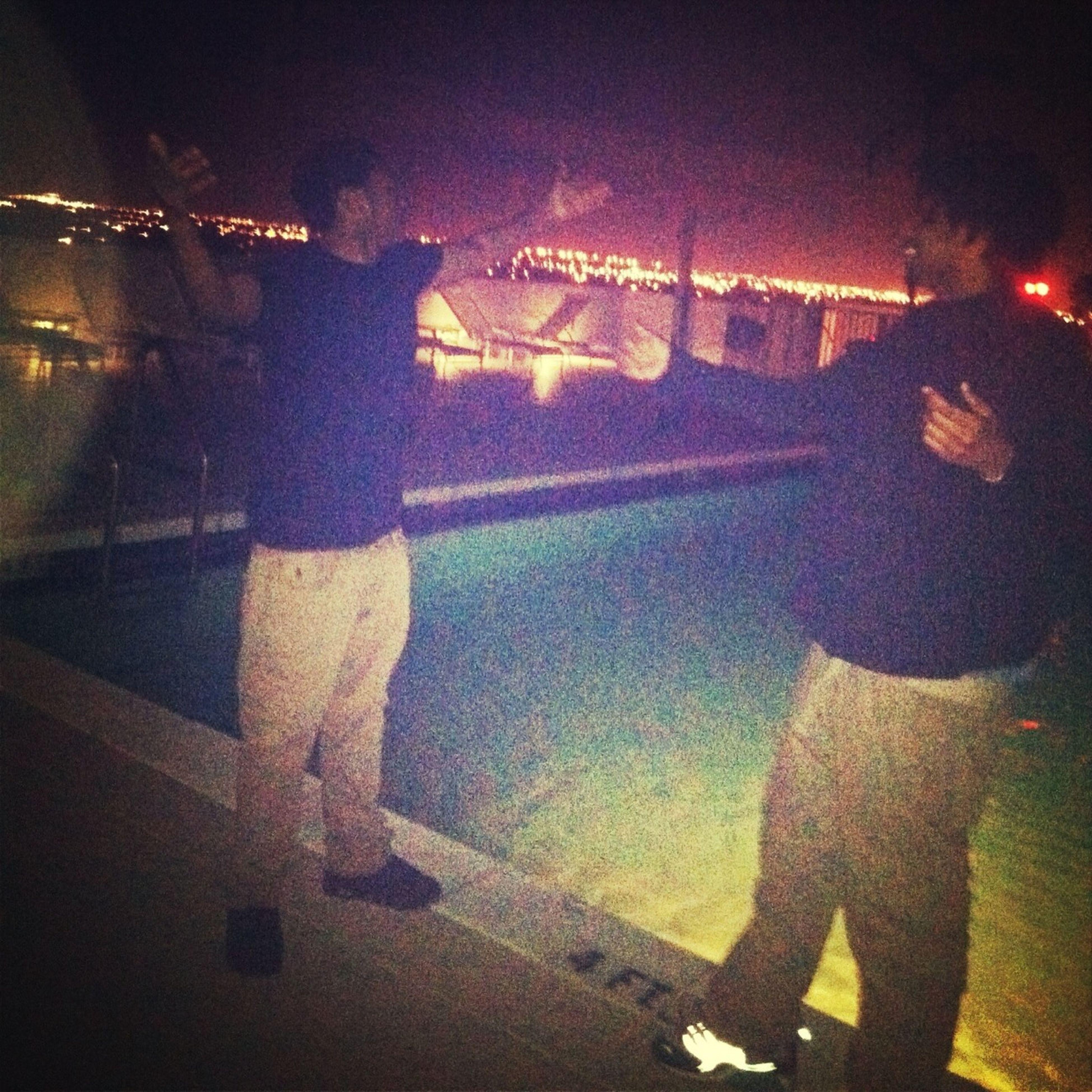 Lastnight Rooftop Vibing