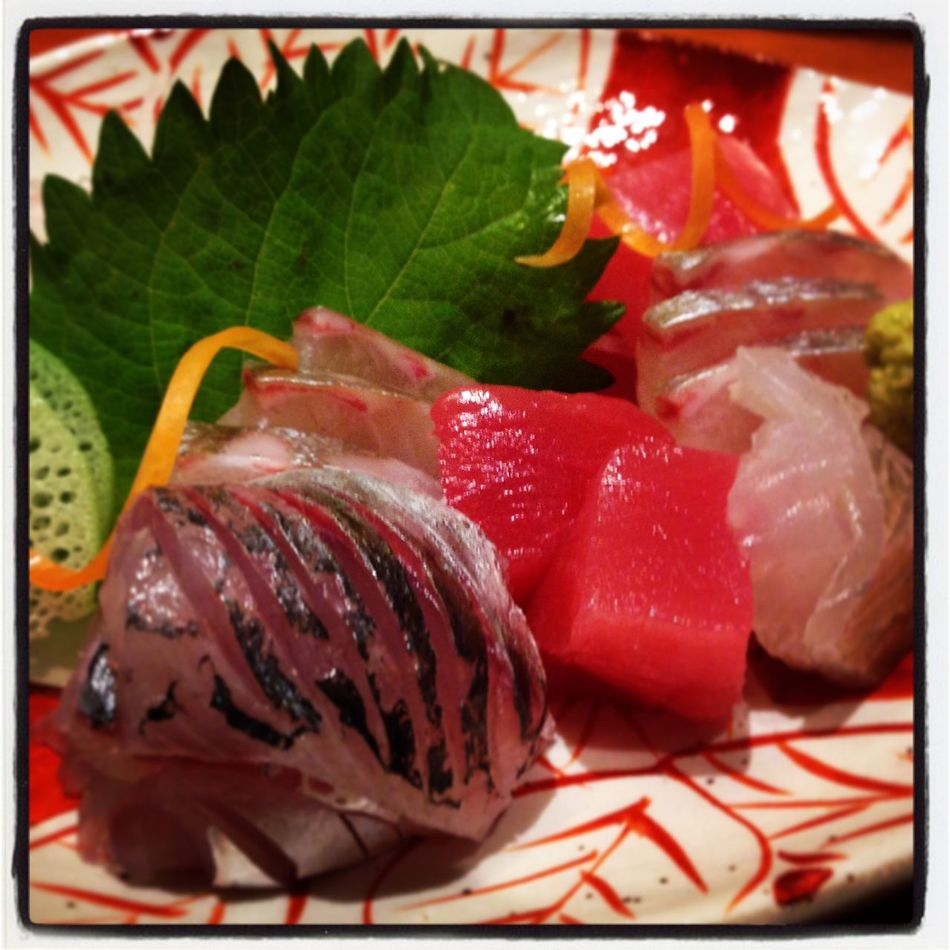 WASHOKU Sasimi Fish
